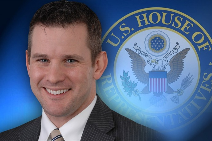 Kinzinger, Rep. Adam with House Seal_496709128183236785