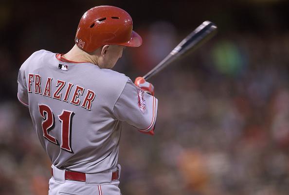 Todd Frazier Reds