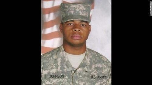 Micah Johnson Army CNN