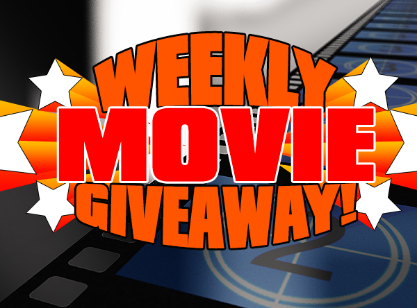 Weekly Movie Giveaway DONT MISS BUTTON