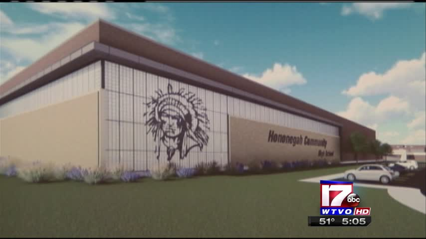 Hononegah High School Reveals Proposed Field House_64529088