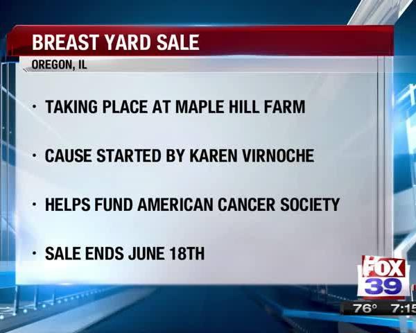 Breast yard sale_97663419