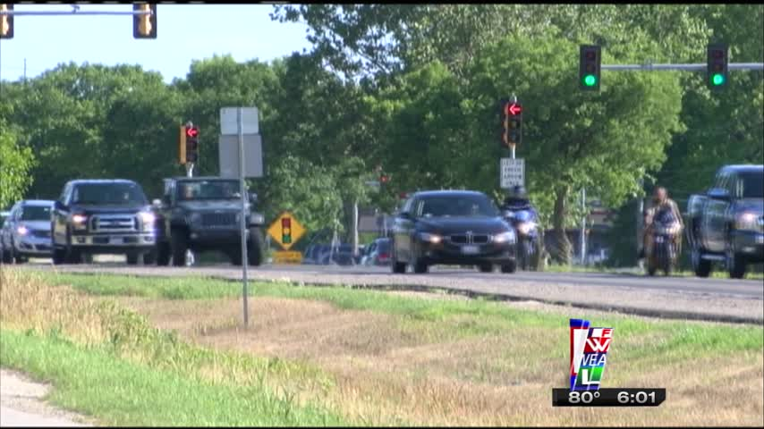 Man hit in roadway