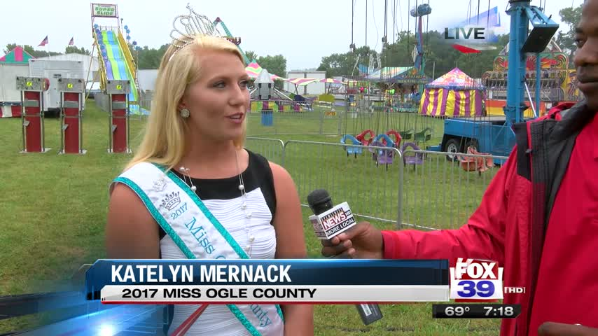 Miss Ogle County 2017