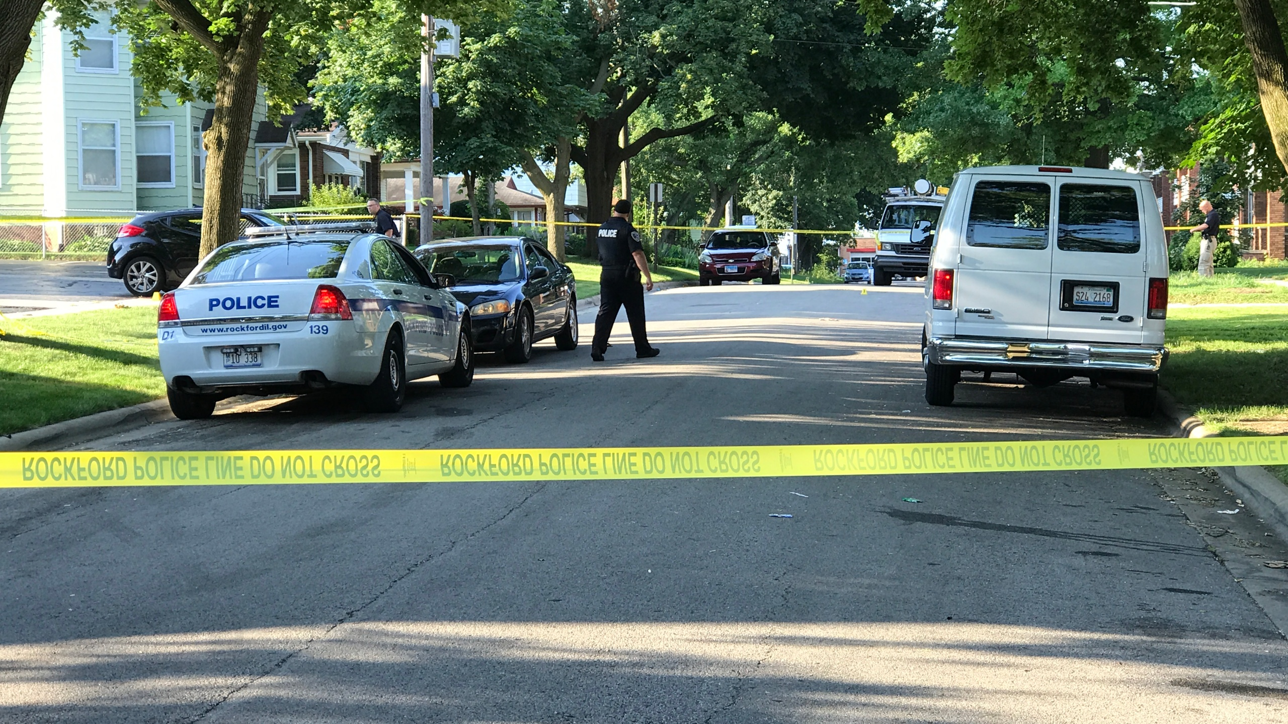 Magnolia Street Shooting