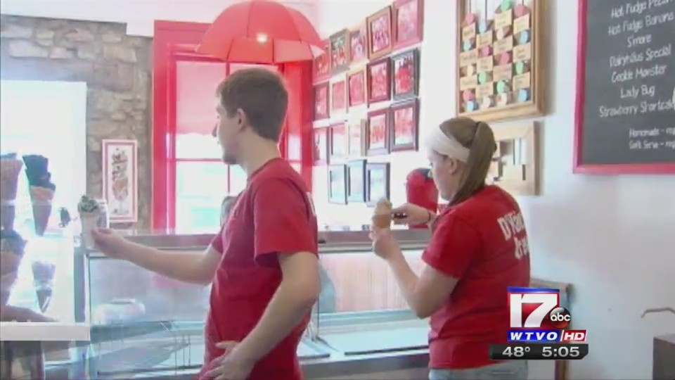 Rockton's Dairyhäus ice cream shop opens for the season