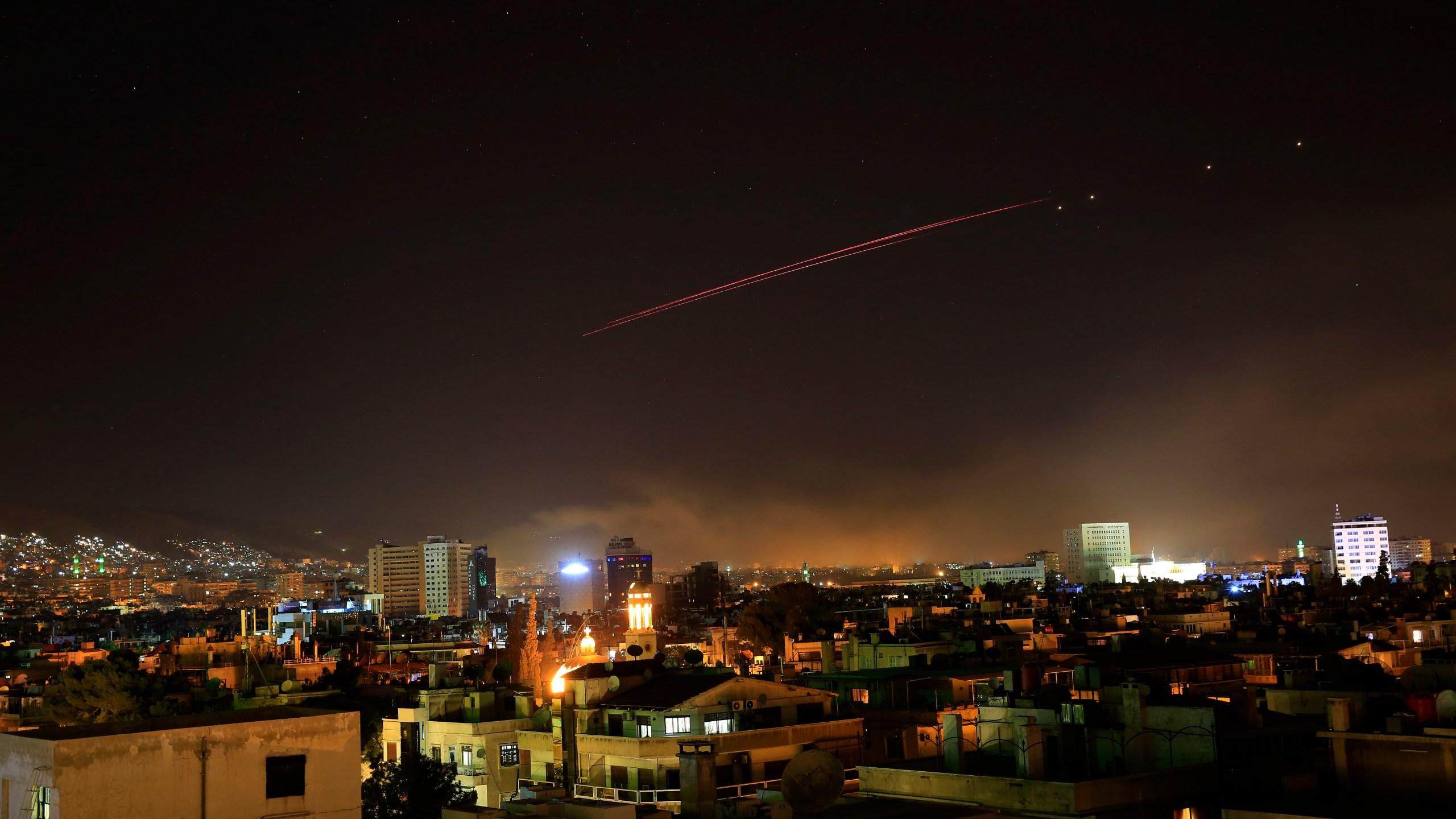 Damascus Topix