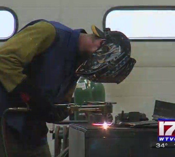 Made in the Stateline: Rock Valley College tech career school