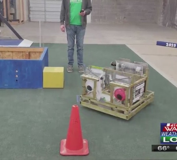 Made in the Stateline: Rockford Robotics