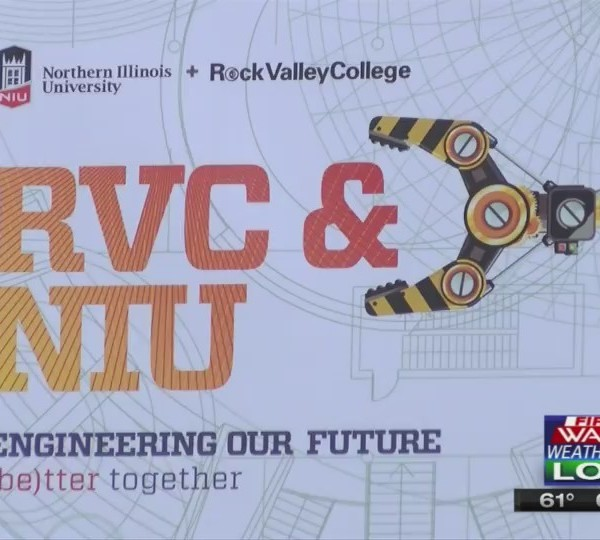 NIU Engineering at RVC program offers students career path into local industry