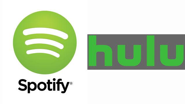Spotify and Hulu logos_1523475877095.jpg_359776_ver1.0_640_360_1523479973606.jpg.jpg