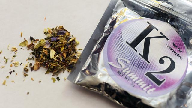 K2 spice marijuana mind trip