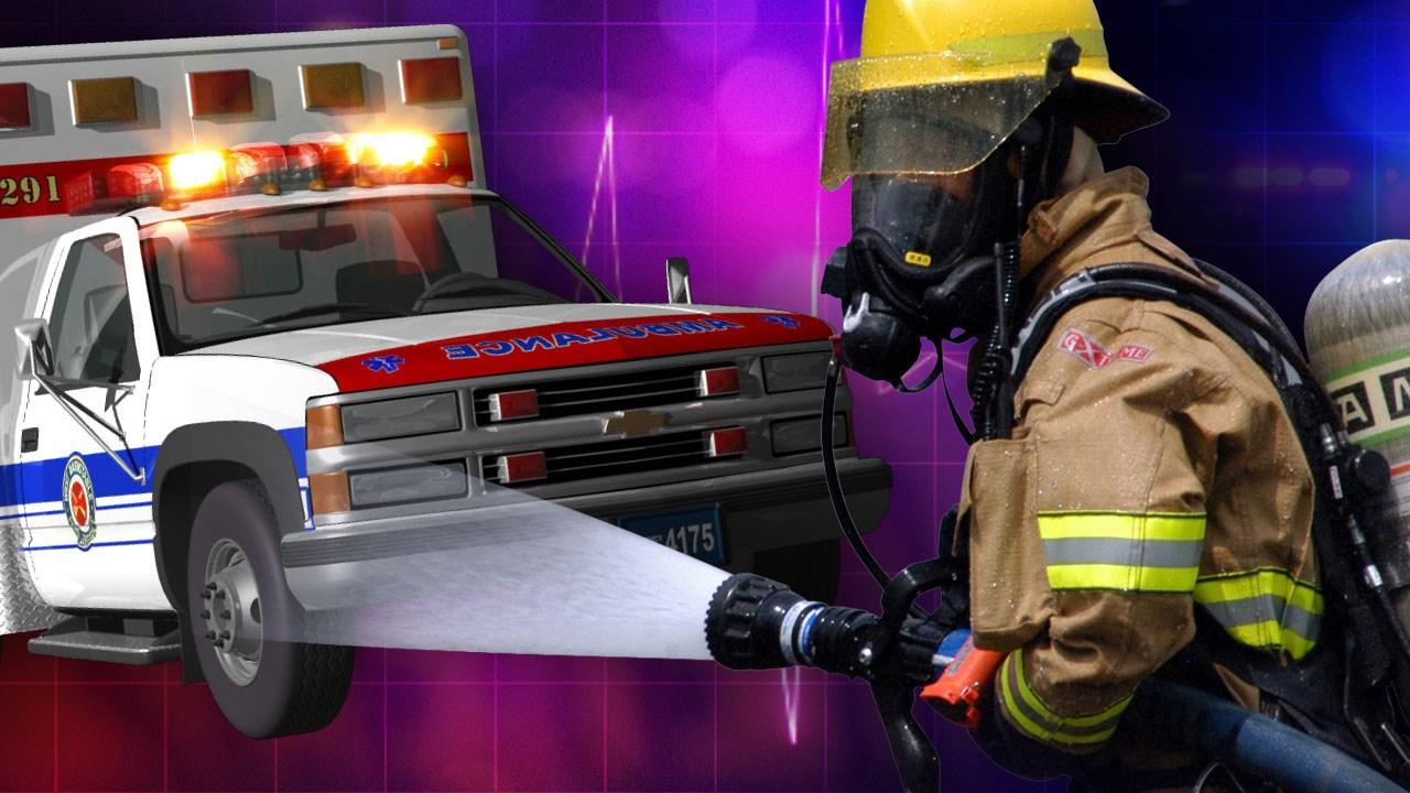 firefighter fireman ambulance generic