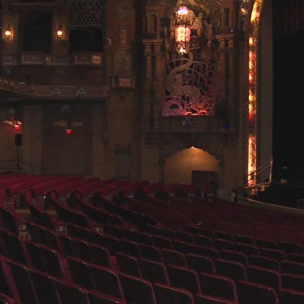Destination Illinois: Rockford's historic Cornado Theatre