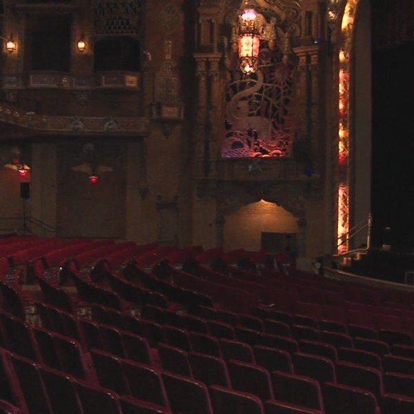 Destination Illinois: Rockford's historic Cornado Theatre