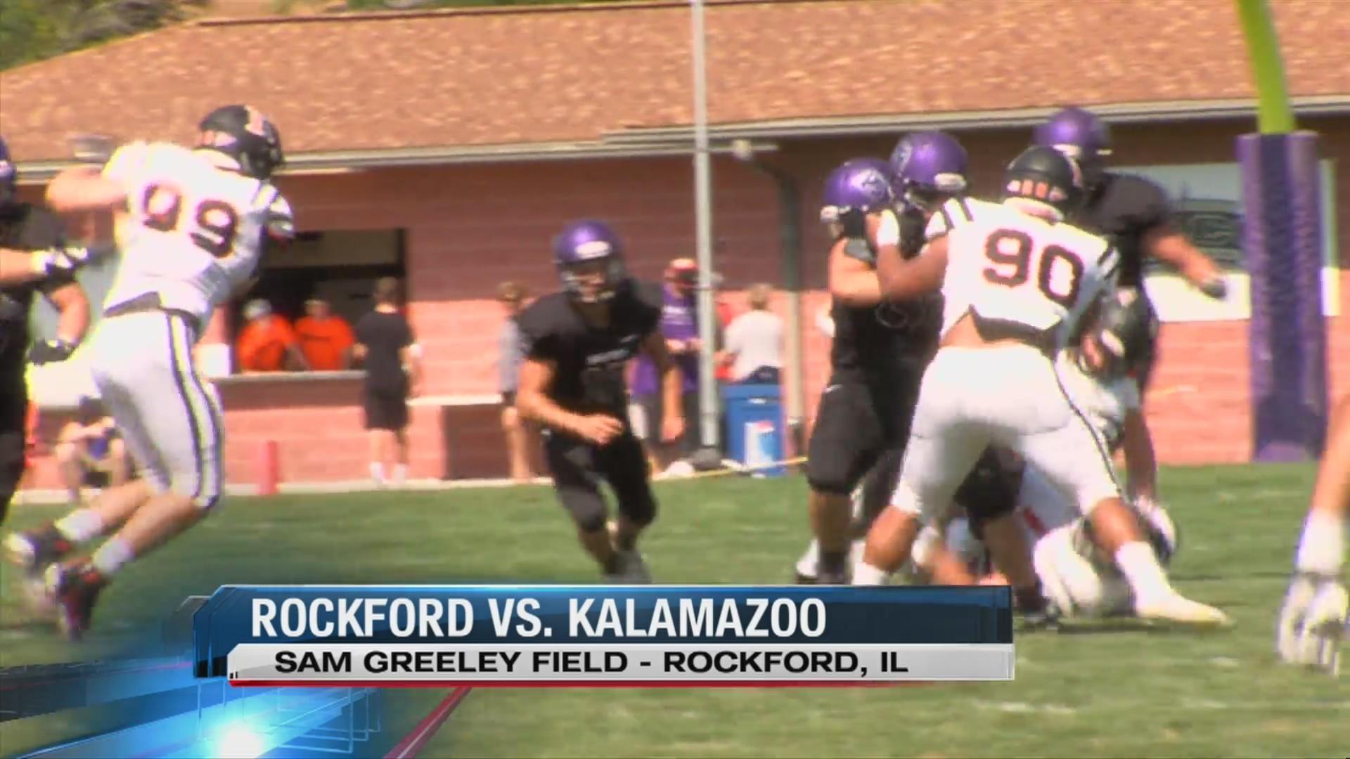 Rockford vs. Kalamazoo