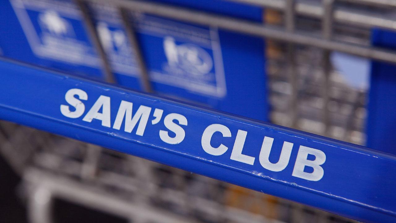 Sam's Club shopping cart handle11956489-159532