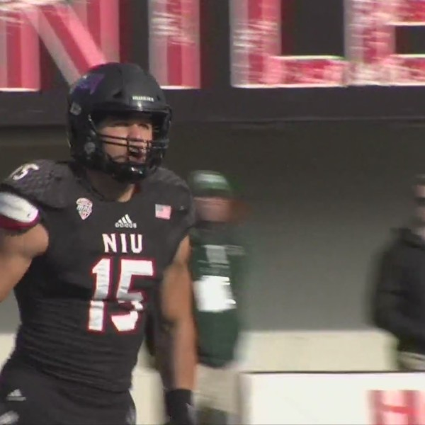 NIU's Sutton Smith named first team All-American by AP
