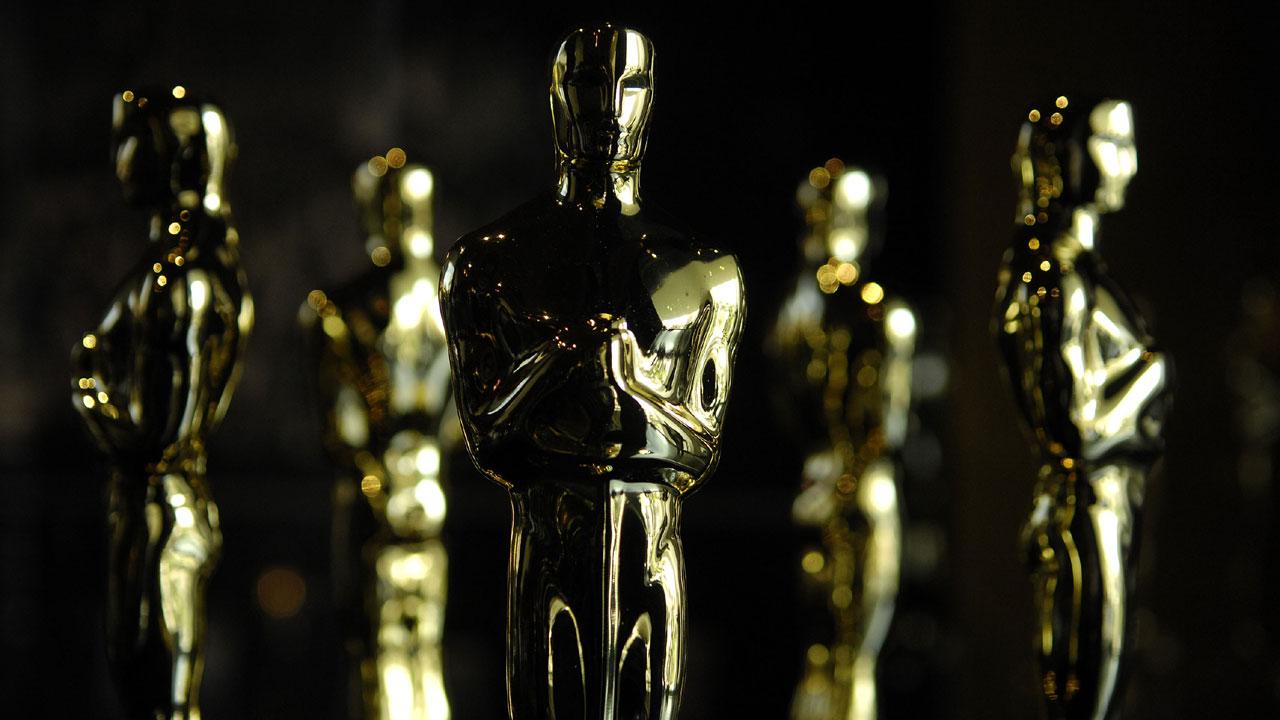 Oscar statuettes closeup, Oscars, Academy Awards44544237-159532