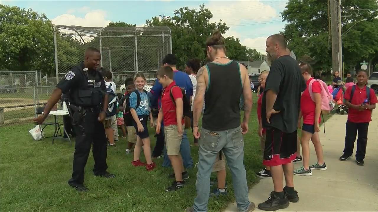 Decrease in violent crime attributed to Rockford police