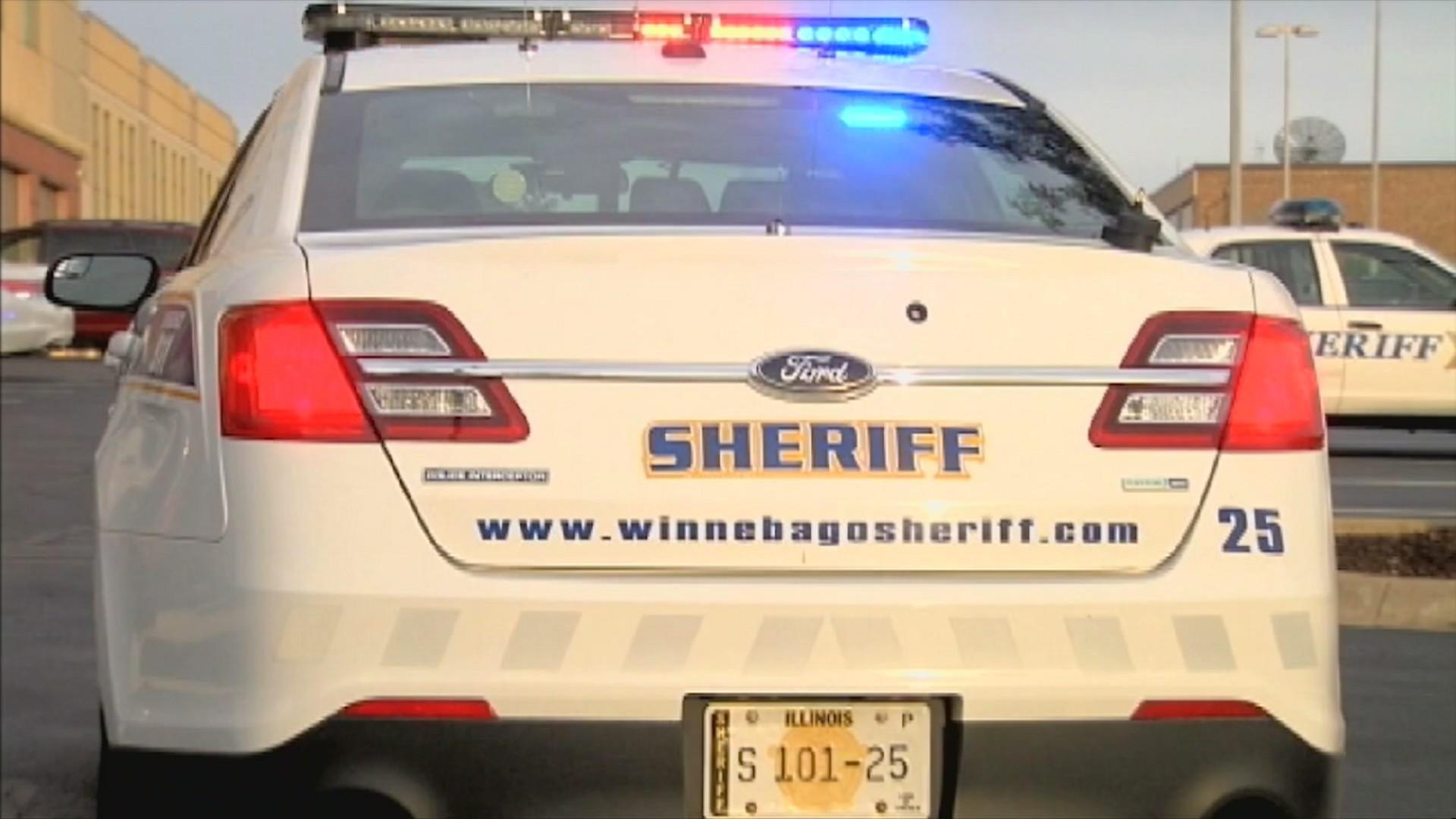 Winnebago County Sheriff's Office NYE Rides Home