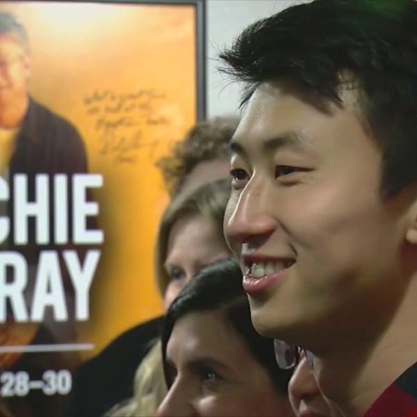Bing Liu shares Oscar night experience