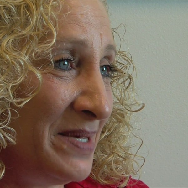 """Stateline Strong: Local woman works at organization that """"saved her life"""""""