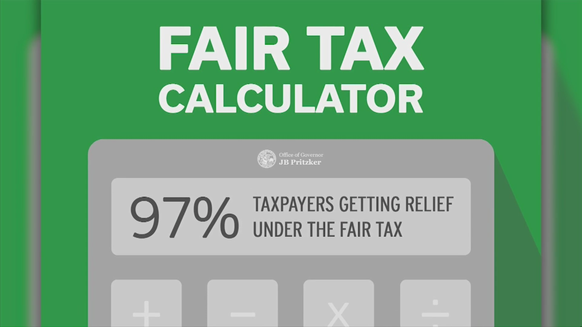 Gov. Pritzker launches Fair Tax Calculator for people to see how fair tax will affect them