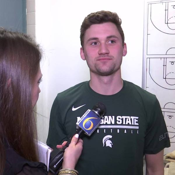 MSU players take history test ahead of NCAA Sweet 16