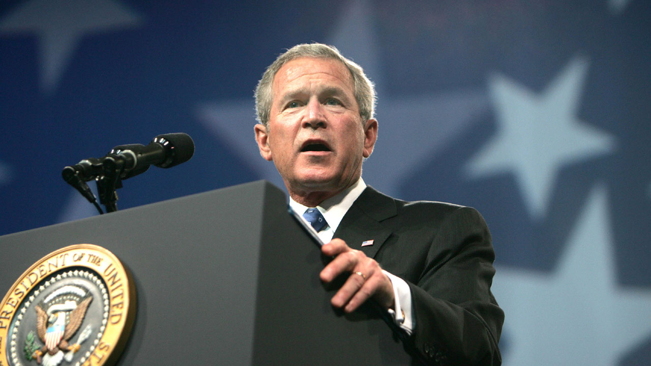 Time person of year - George W Bush09201904-159532