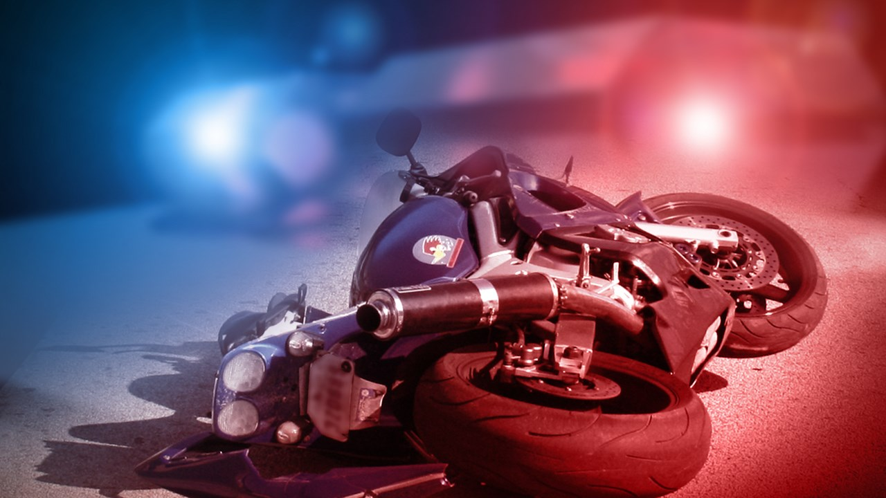motorcycle crash accident generic