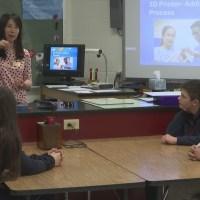 EDUCATION MATTERS: Local middle schoolers participate in scientific space program
