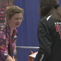 EDUCATION MATTERS: Rockford area high school students attend college fair