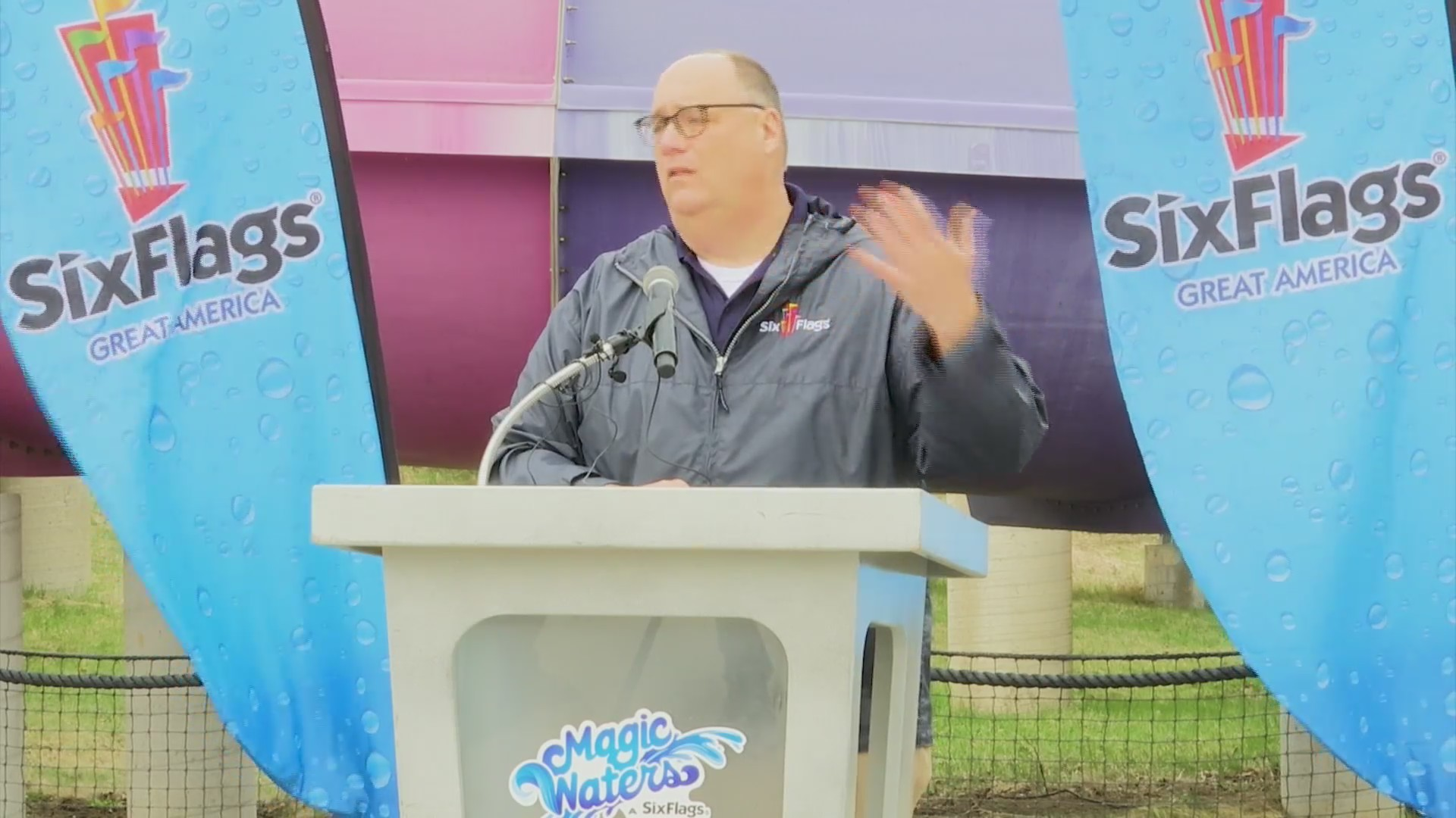 Rockford Park District turns Magic Waters over to Six Flags