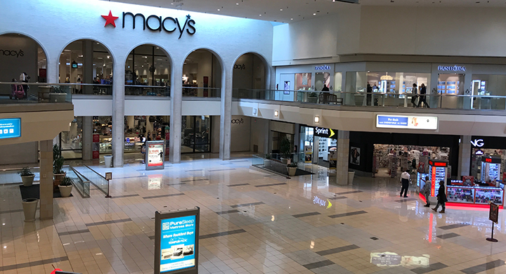 Cherryvale Mall generic interior