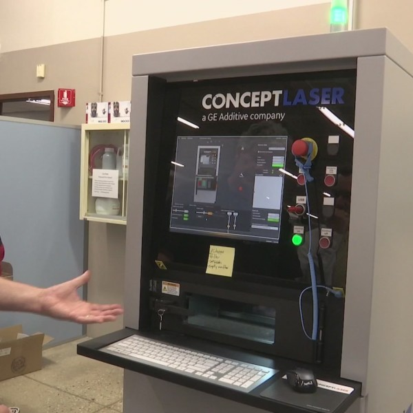 Made in the Stateline: 3D printing at Superior Joining Technology