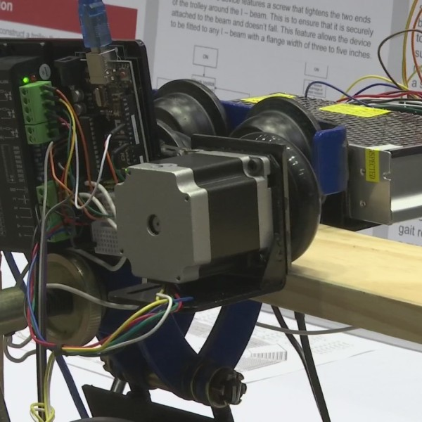 NIU's engineering students show off finished products at Demo Day