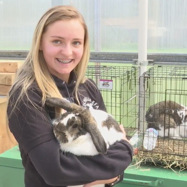 Rochelle students show interest in agricultural careers after annual Ag Day