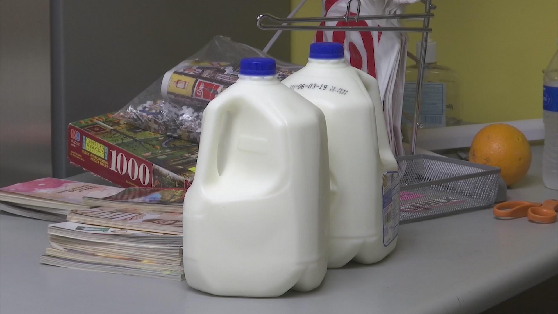 Rock River Valley Pantry seeks donations to fund milk program