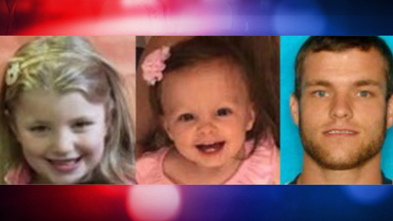 Alert Issued As 2 Young Indiana Girls In 'extreme Danger