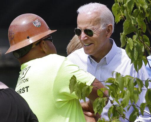 Joe Biden, Marty Walsh