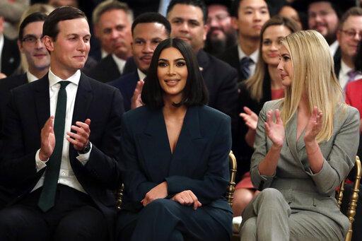 Donald Trump Kim Kardashian