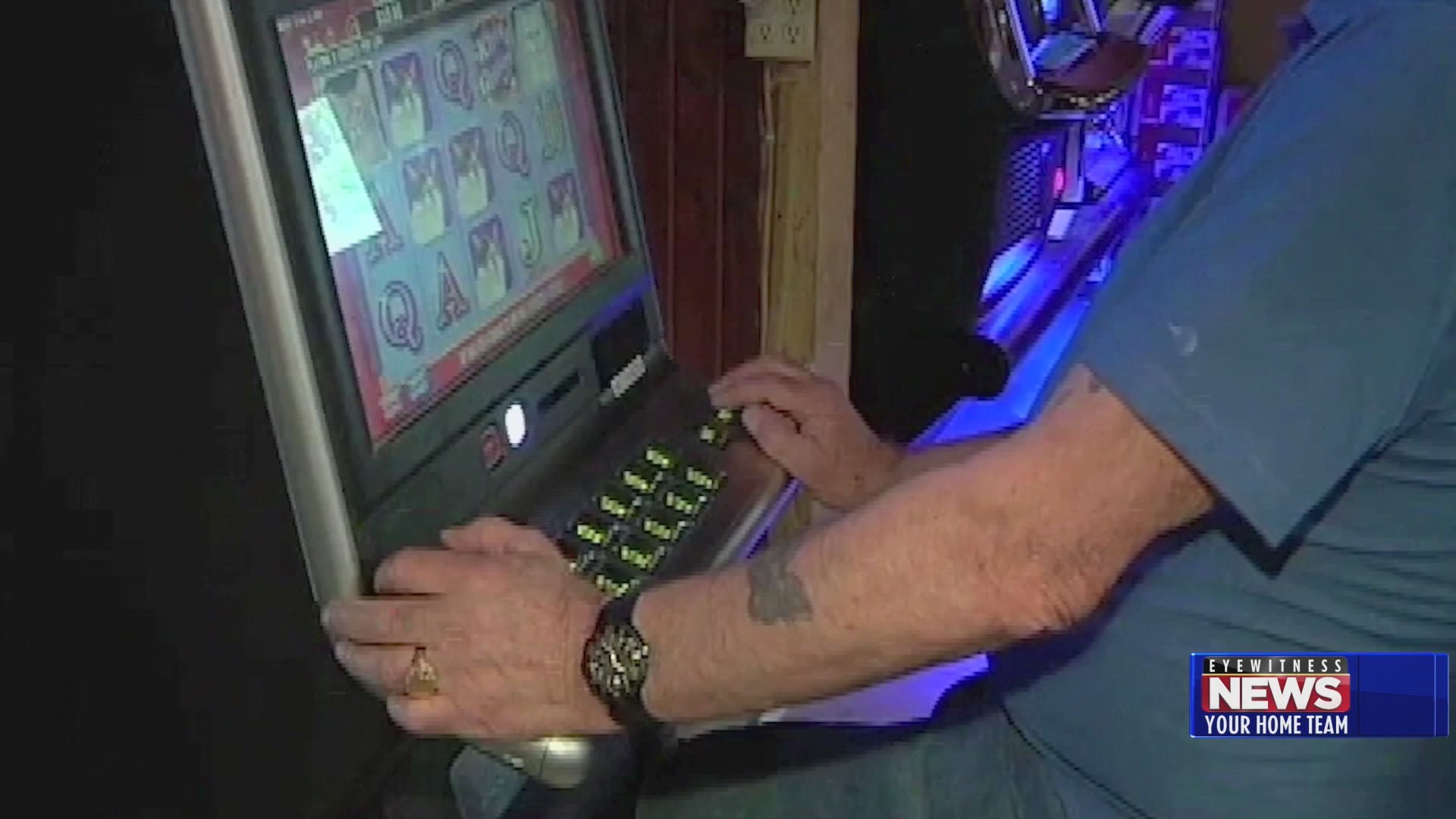 Gambling Bill passes through the House