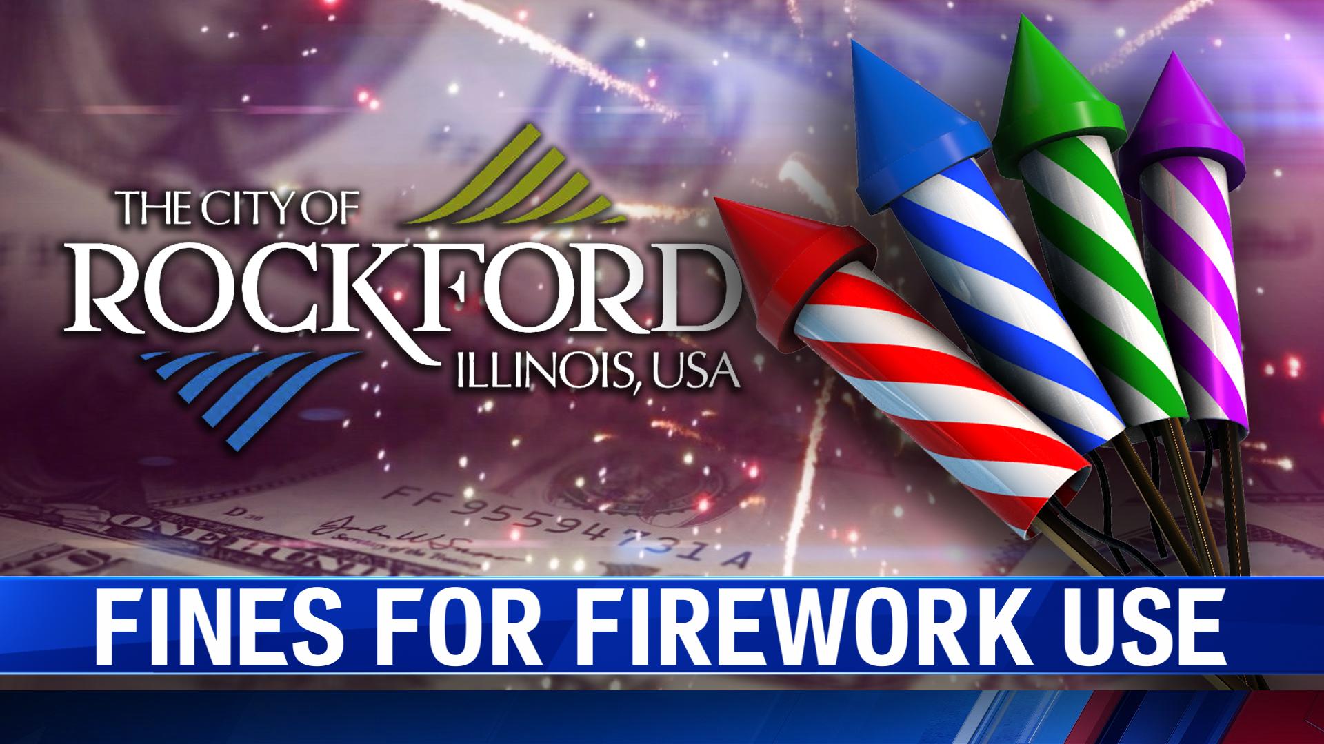 City of Rockford toughens up firework ordinances as Fourth