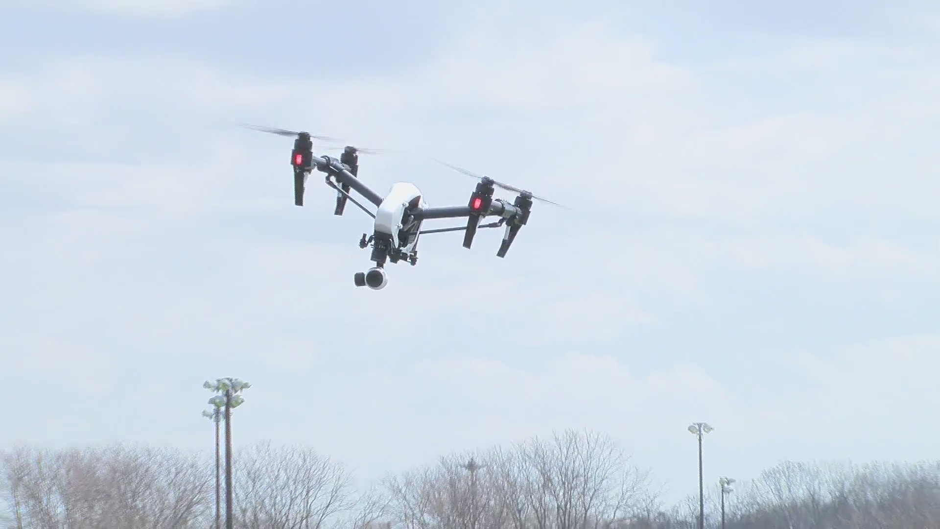 Winnebago County Sheriff's Office getting two new drones