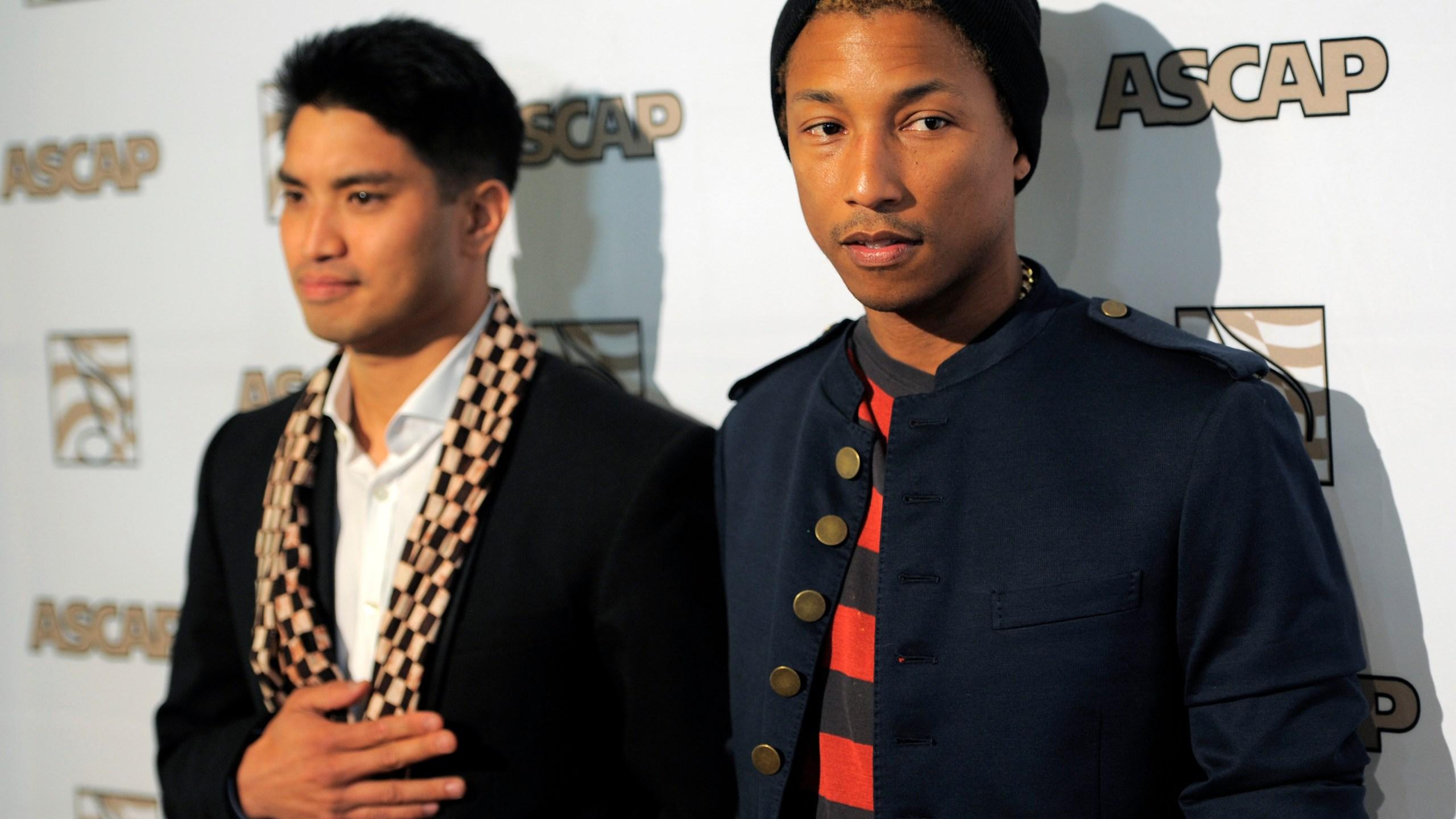Pharrell Williams, Chad Hugo