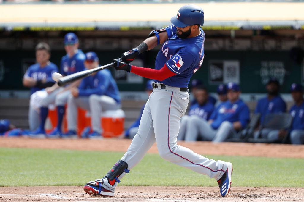 White Sox Trade For Outfielder Nomar Mazara