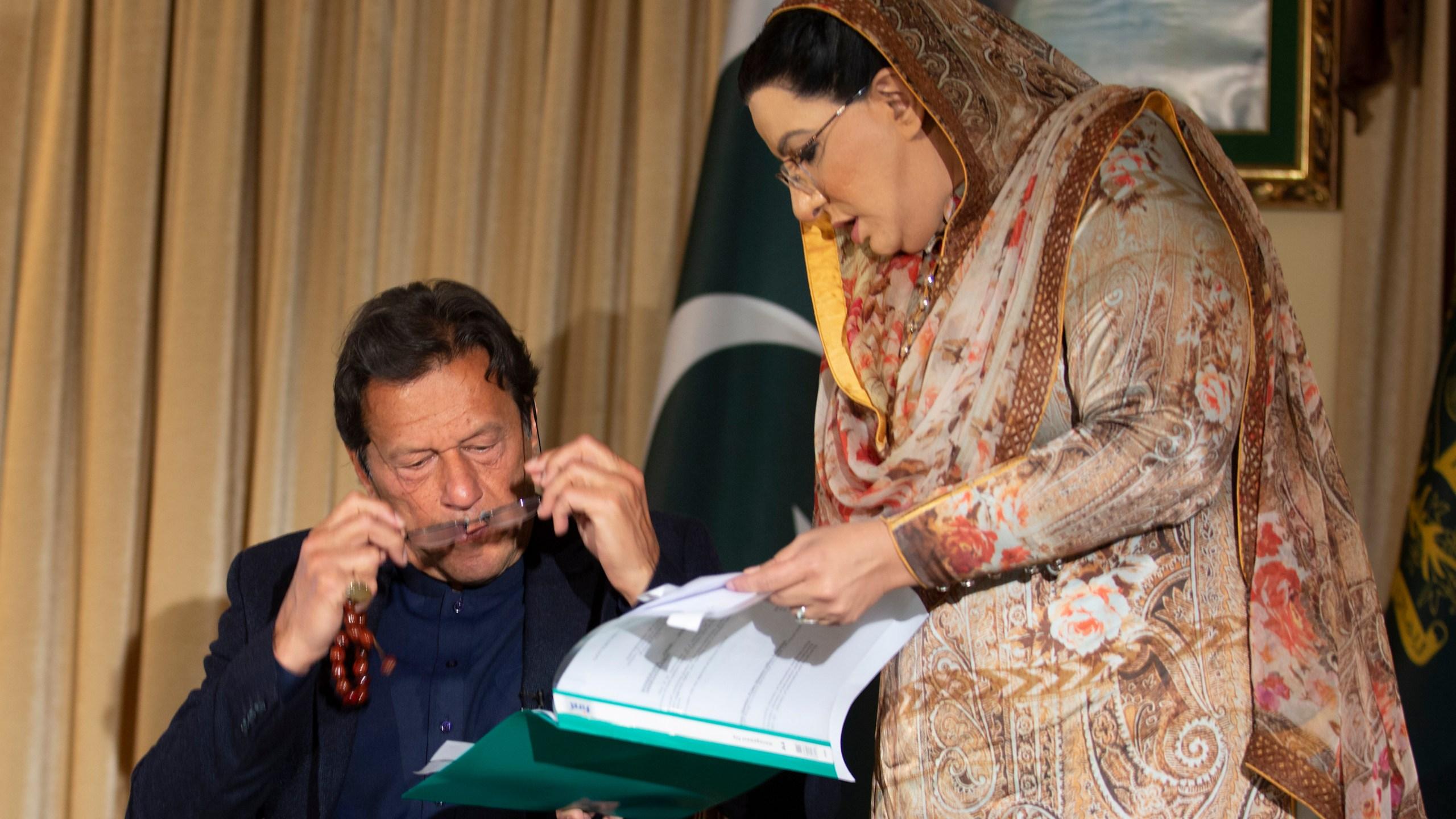 Pakistan PM warns new virus may devastate developing nations – MyStateline.com