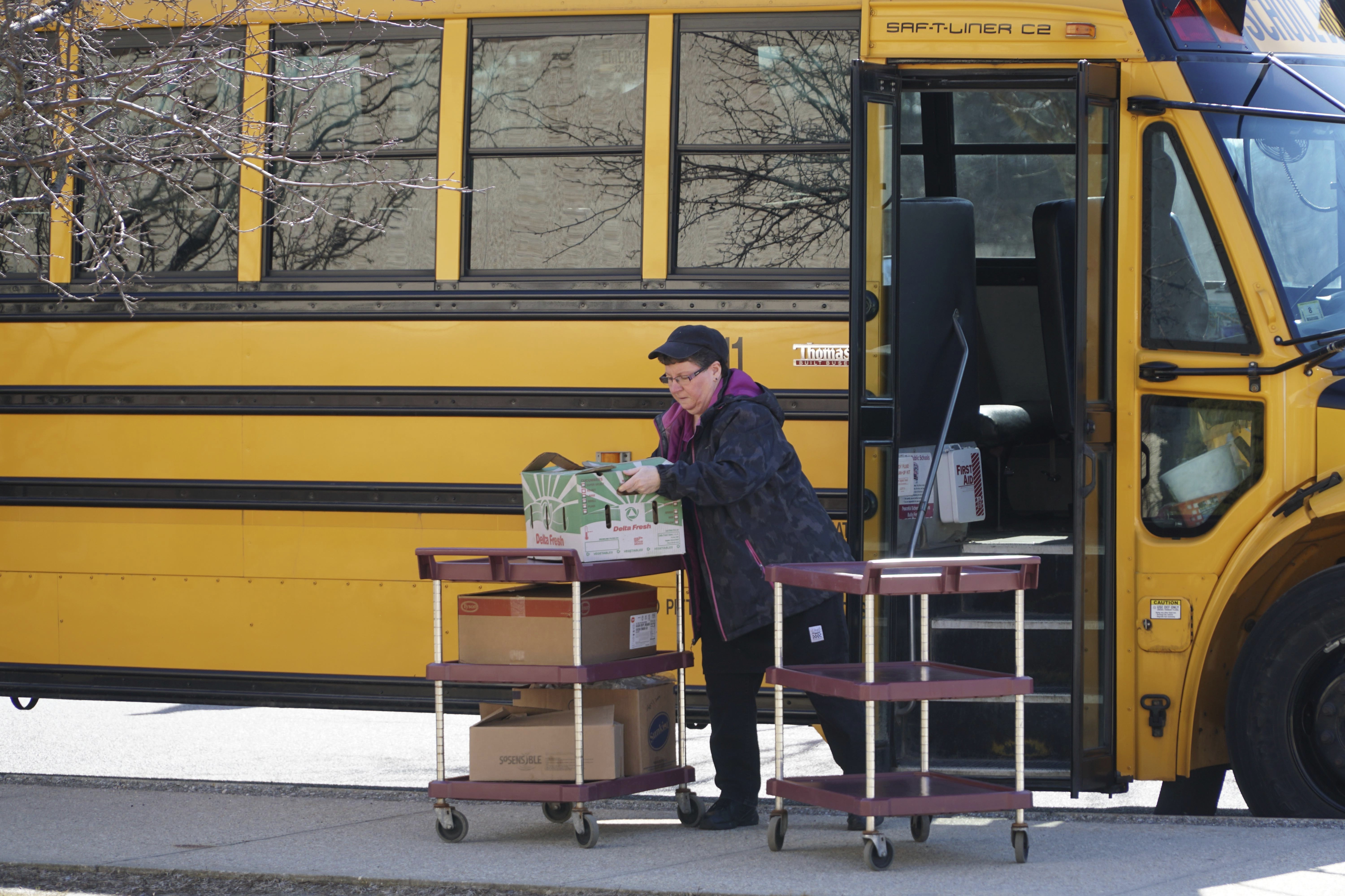 List Here S Where Parents Can Pick Up Meals For School Children Mystateline Com