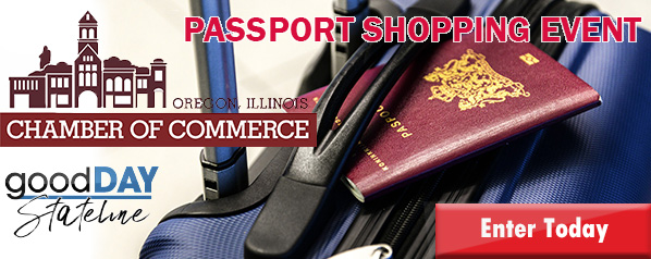 OREGON: PASSPORT SHOPPING EVENT